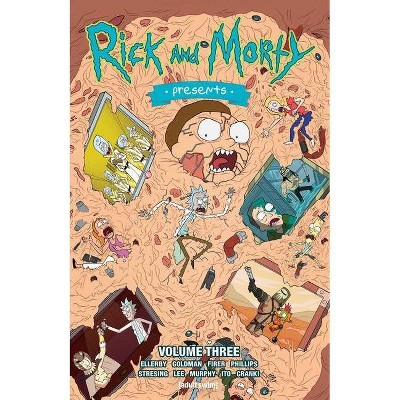 Rick and Morty Presents Vol. 3, 3 - by  Marc Ellerby & Alex Firer & Jake Goldman (Paperback)