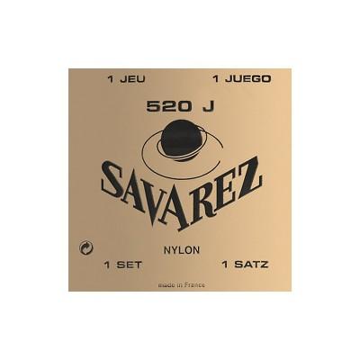Savarez 520J Super High Tension Acoustic Guitar Strings