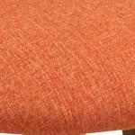 Orange/Walnut