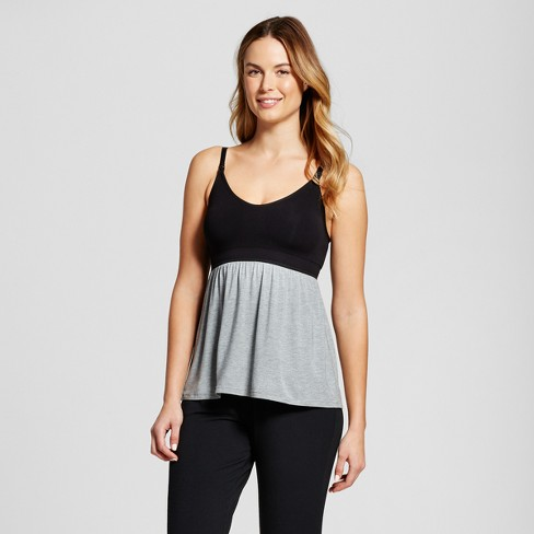 Women's Nursing Seamless Camisole - Gilligan & O'Malley™ - image 1 of 3