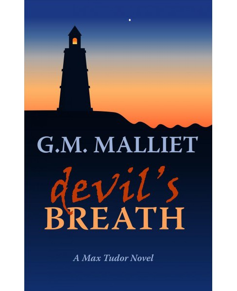 Devil's Breath -  Large Print by G. M. Malliet (Hardcover) - image 1 of 1