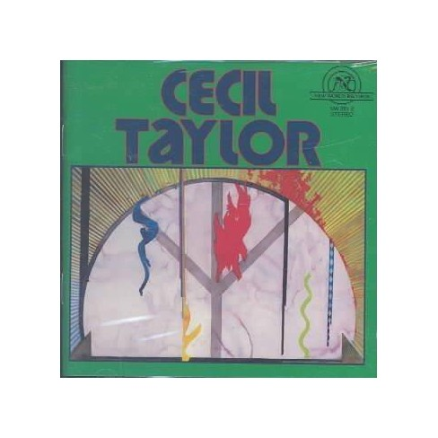Cecil Taylor - Cecil Taylor Unit (CD) - image 1 of 1