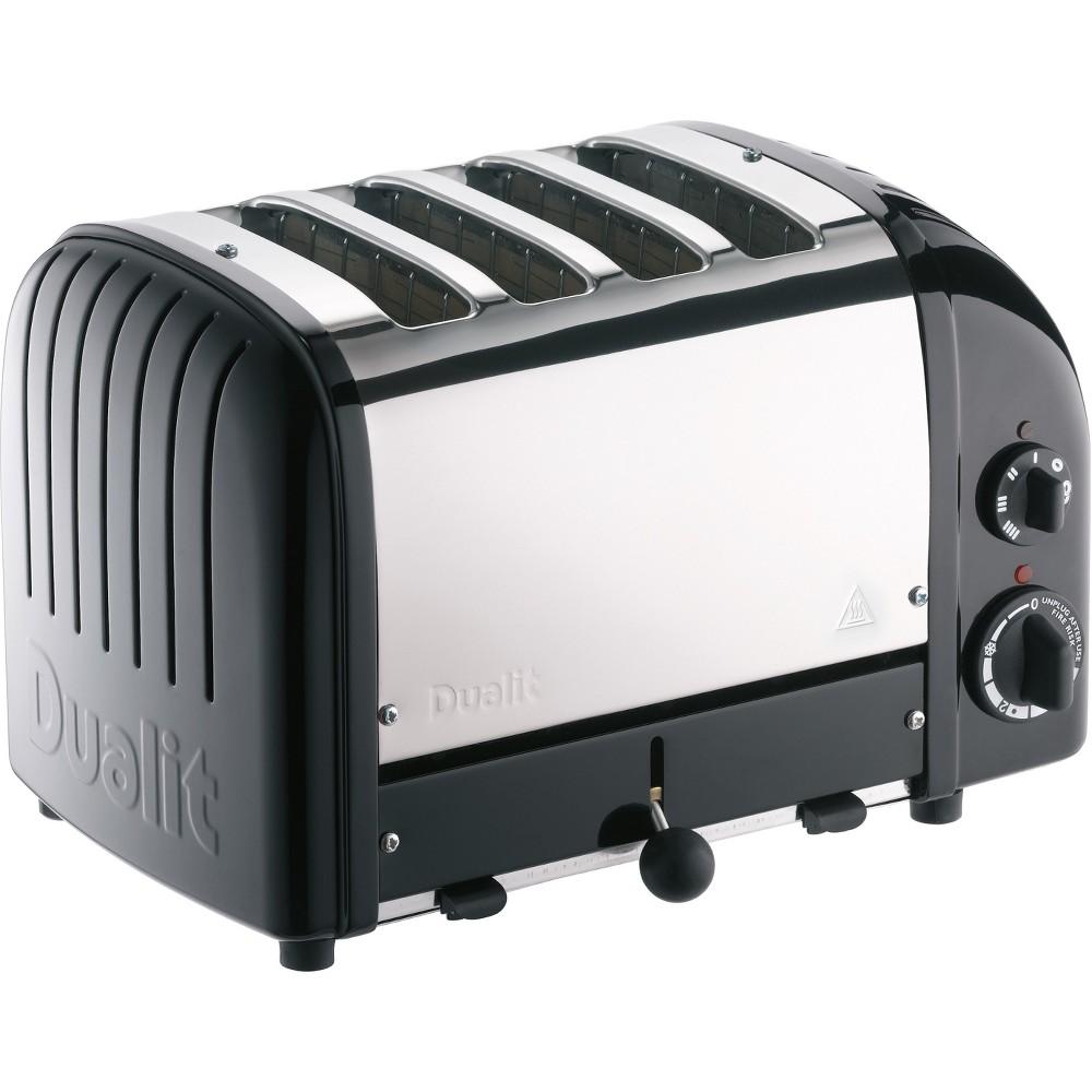 Dualit NewGen 4 Slice Toaster Matte Black – 47155 51983592