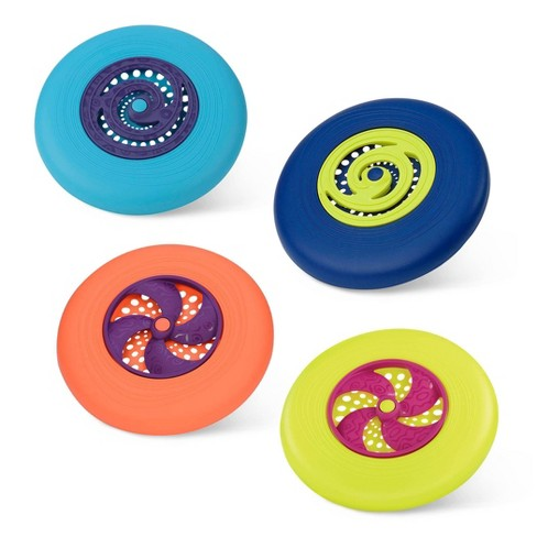 B. toys Disc Oh! Flying Disks - 4pc - image 1 of 4