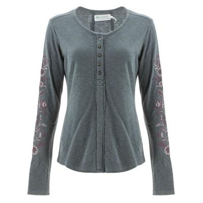 Aventura Clothing  Women's Selena Long Sleeve Top