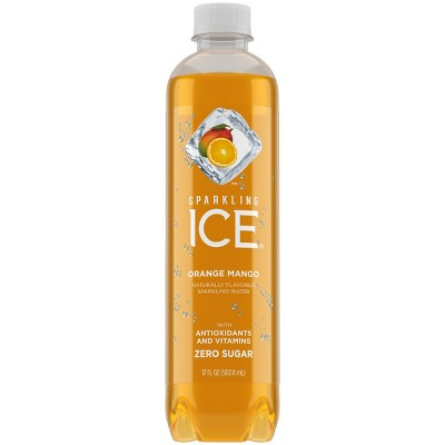 Sparkling Ice Orange Mango - 17 fl oz Bottle