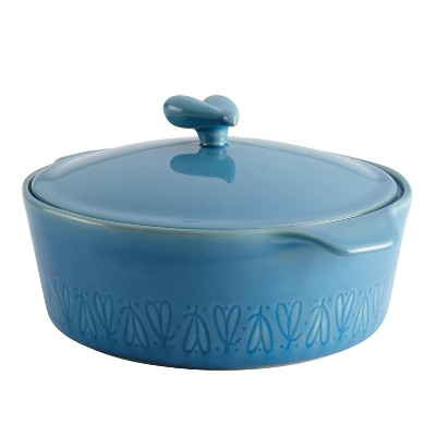 Ayesha Curry™ 2.5qt Home Collection Stoneware Round Casserole