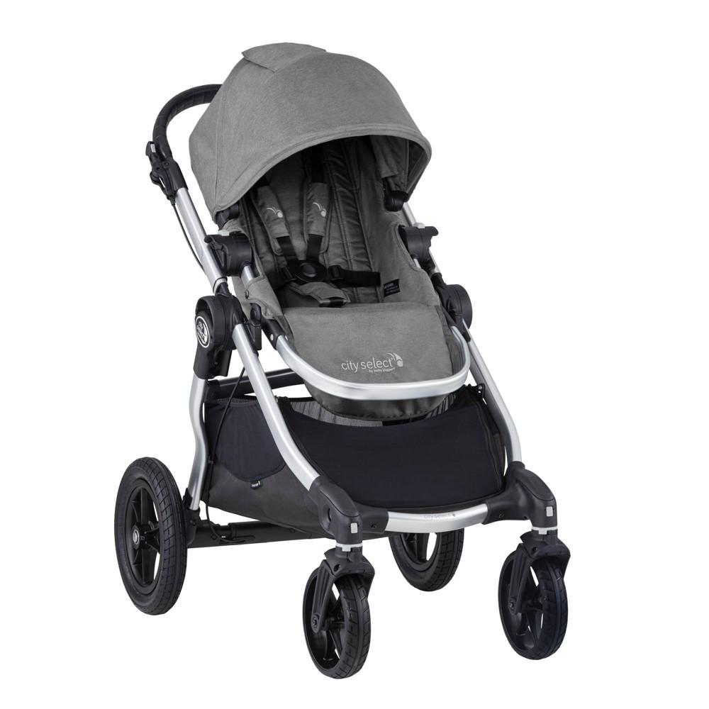 Baby Jogger City Select Single Stroller - Slate (Grey)