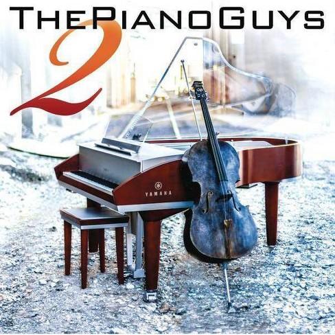 The Piano Guys - The Piano Guys 2 (CD) - image 1 of 1