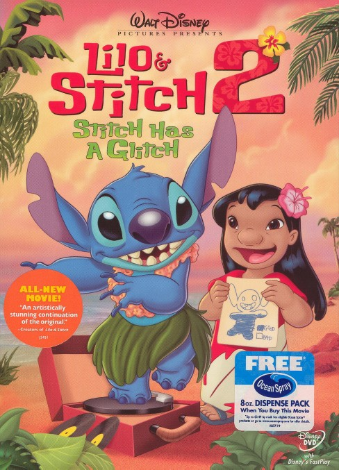 Lilo & Stitch 2: Stitch Has a Glitch - image 1 of 1