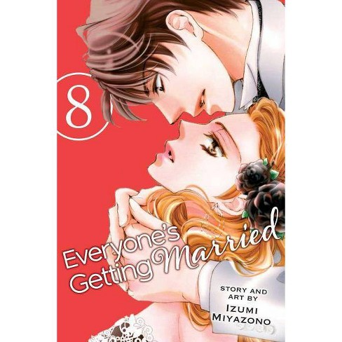 Everyone's Getting Married, Vol. 8 - by  Izumi Miyazono (Paperback) - image 1 of 1