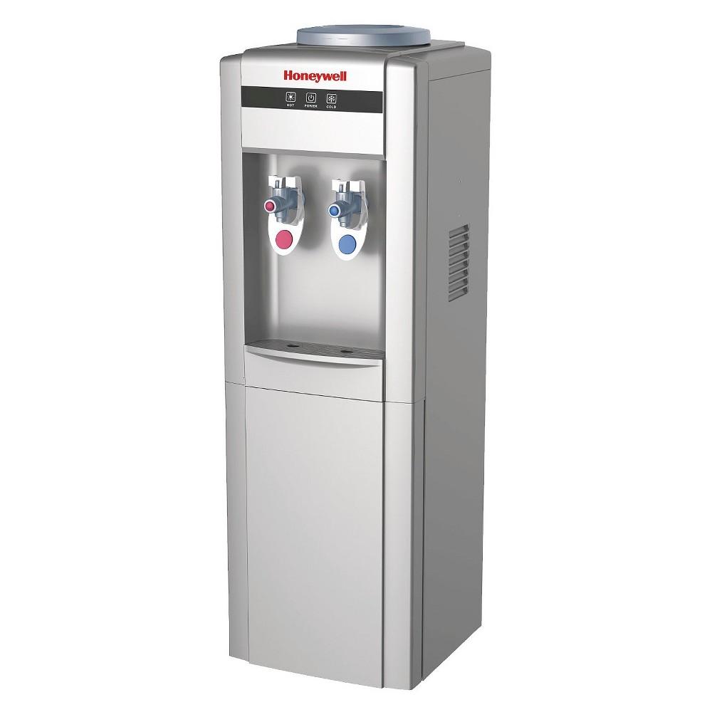 Honeywell 39 Freestanding Water Cooler – Silver 50010436