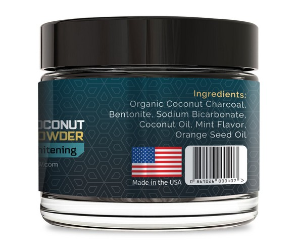 Active Wow Activated Coconut Charcoal Powder Natural Teeth Whitening 20g Buy Online In Aruba Active Wow Products In Aruba See Prices Reviews And Free Delivery Over 120 ƒ Desertcart