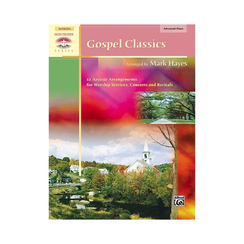 Alfred Gospel Classics Advanced Piano - image 1 of 1
