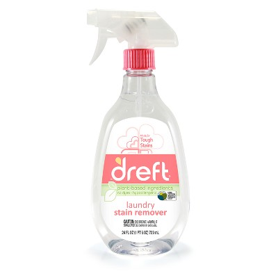 Dreft Laundry Stain Remover - 24oz