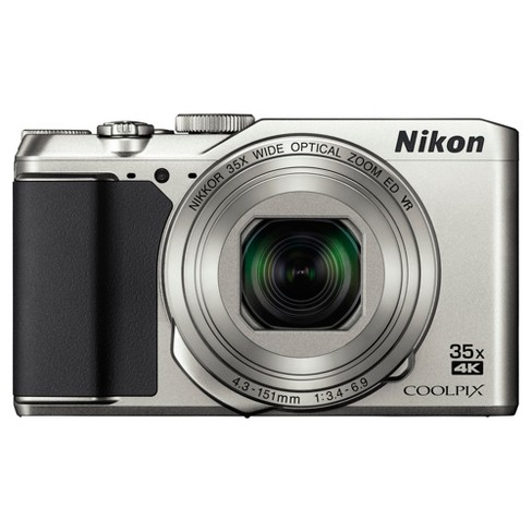 Nikon® COOLPIX A900 Compact Camera - Silver (26505) - image 1 of 10