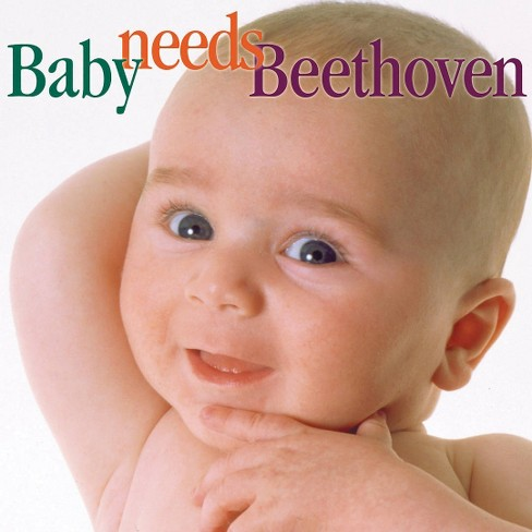 Various - Baby needs beethoven (CD) - image 1 of 2
