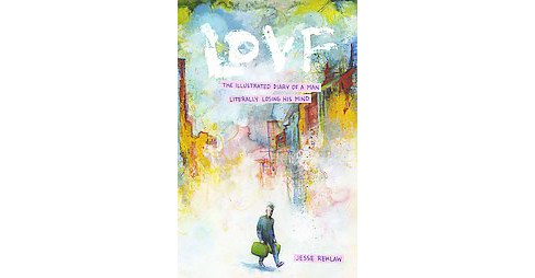 Lovf -  Illustrated (Lovf) by Jesse Reklaw (Paperback) - image 1 of 1