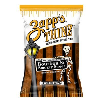 Zapp's Thinz Bourbon St. Smokey Sweet - 2.75oz