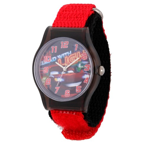 Boys' Disney® Cars Watch - Red - image 1 of 2