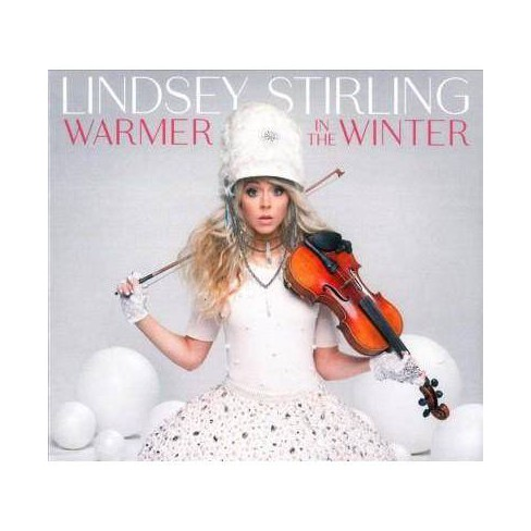 Lindsey  LindseyStirling Stirling - Warmer In The Winterwarmer In The Winter (CD) - image 1 of 1