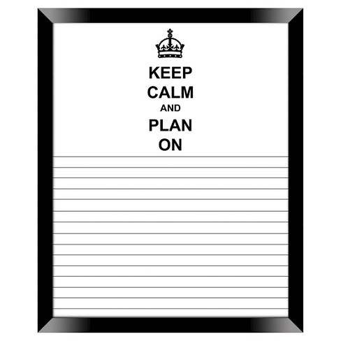 Keep Calm Notes Decorative Memoboard - image 1 of 1