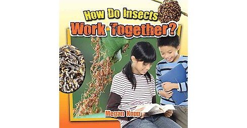 How Do Insects Work Together? (Reprint) (Paperback) (Megan Kopp) - image 1 of 1