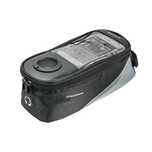 Scosche Bike Bag with Speaker for Mobile Devices and Accessories - image 1 of 2