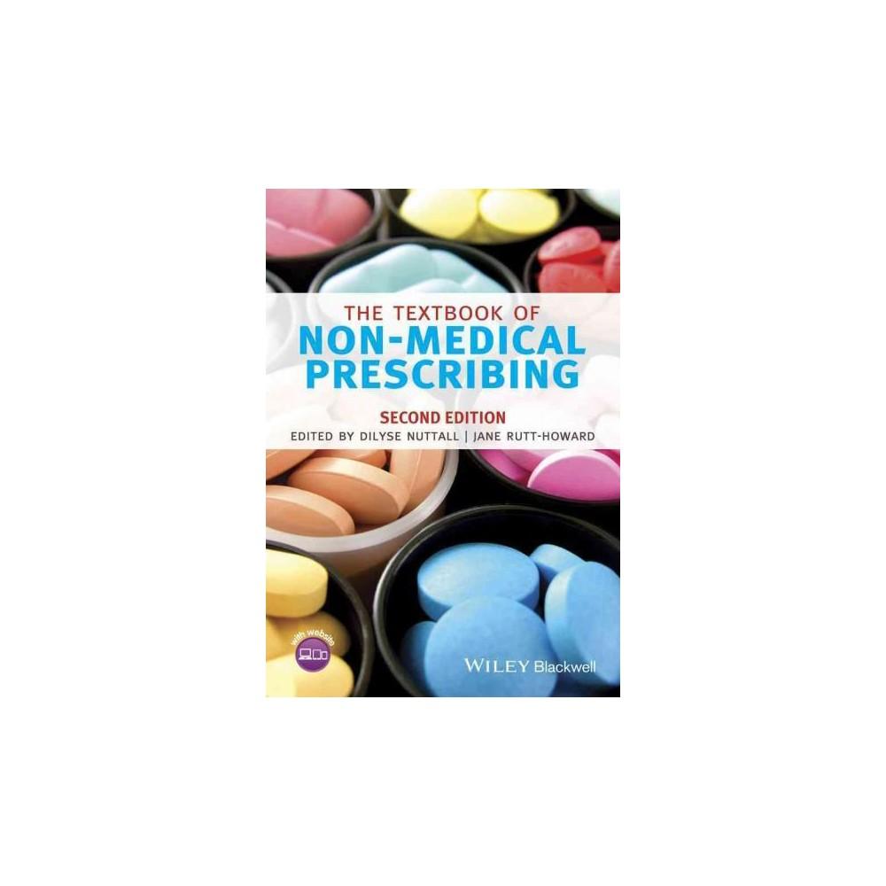 Textbook of Non-Medical Prescribing (Paperback)