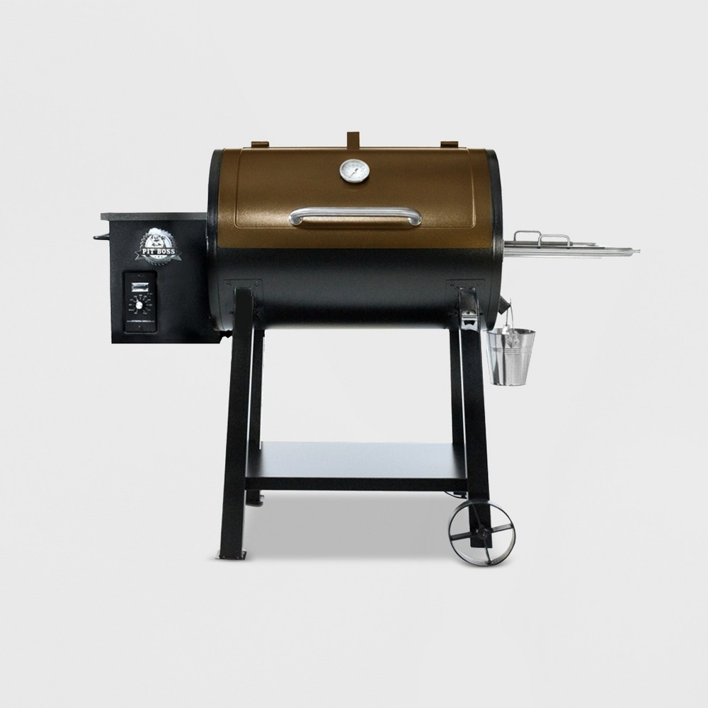 Pit Boss Wood Fired Deluxe Pellet Grill PB440D Bronze 53859920