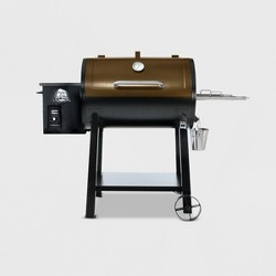 Pit Boss Wood Fired Deluxe Pellet Grill Model PB440D2 Bronze
