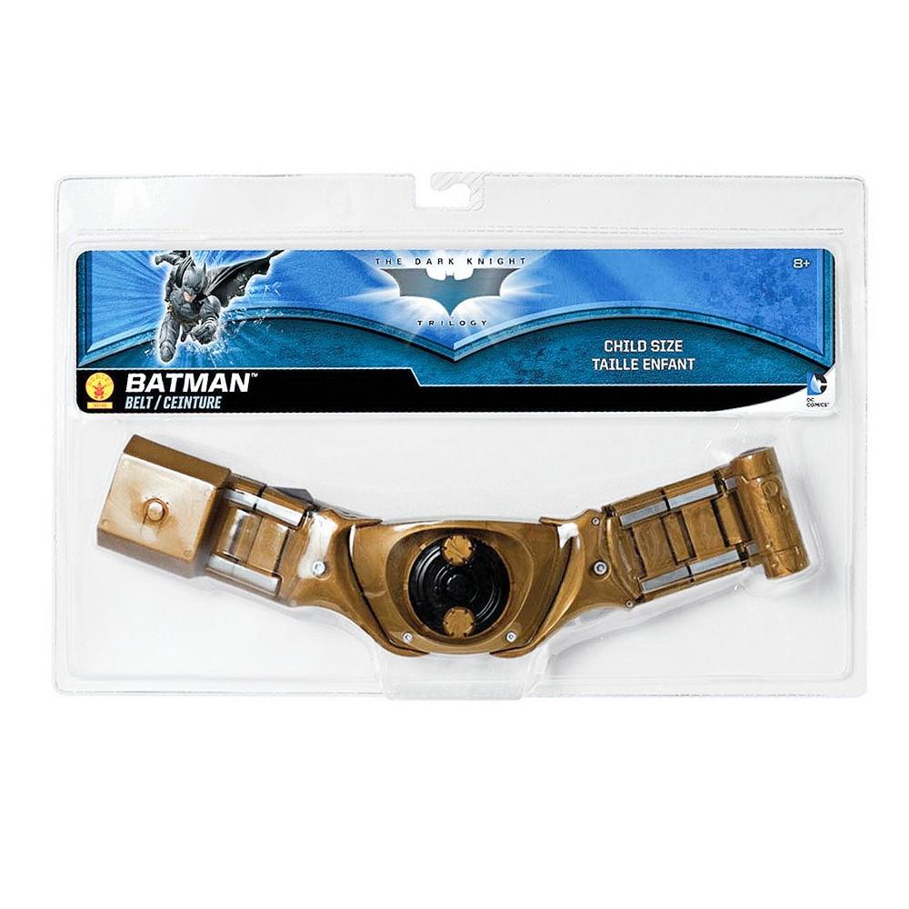 Image of Batman Kids' Belt Halloween Accessory - Rubie's