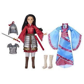 Disney Mulan Two Reflections Fashion Doll Set