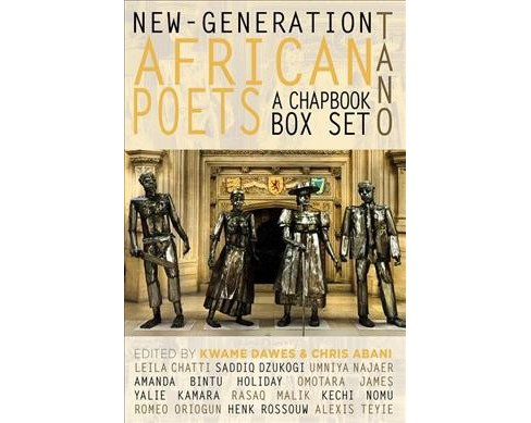 New-Generation African Poets : A Chapbook Box Set -  (Paperback) - image 1 of 1