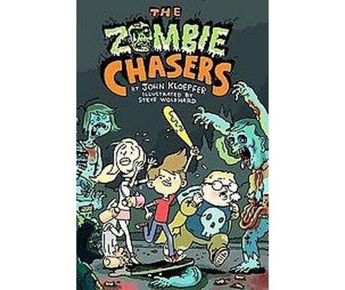 Zombie Chasers (Hardcover) (John Kloepfer) - image 1 of 1