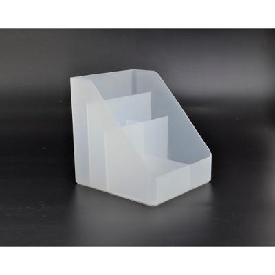 Plastic Medium Desktop Organizer Clear - Made By Design™