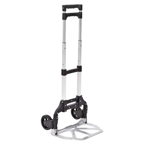 Liberty Industrial 10001 Easy Travel Folding Luggage Hand Truck Cart Aluminum Construction w/Grips Hand Truck - image 1 of 4