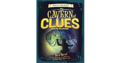 Cavern of Clues (Reprint) (Paperback) (David Glover) - image 1 of 1