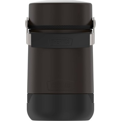 Thermos Guardian Collection 27oz Stainless Steel Food Jar - Matte Black