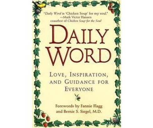 Daily Word : Love, Inspiration, and Guidance for Everyone (Reprint) (Paperback) - image 1 of 1