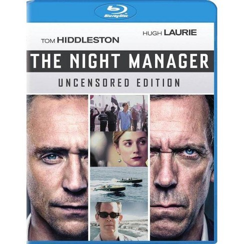The Night Manager (Blu-ray)(2016) - image 1 of 1