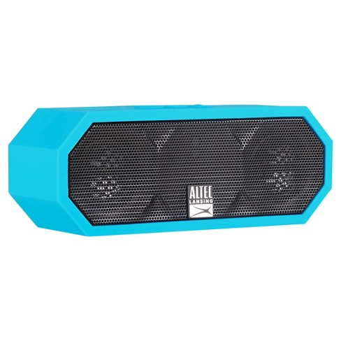 Altec H2O Bluetooth Waterproof speaker - Aqua - image 1 of 5