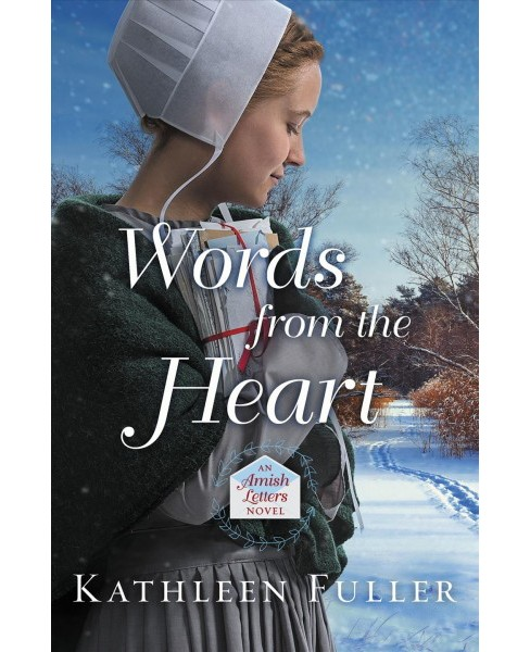 Words from the Heart (Paperback) (Kathleen Fuller) - image 1 of 1