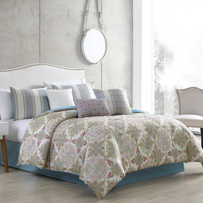 Lacy Comforter Set - Riverbrook Home