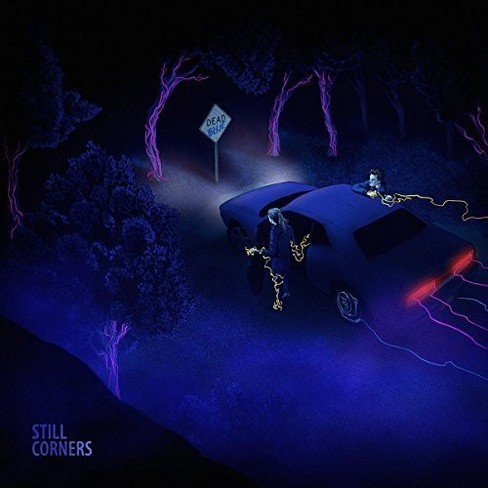 Still Corners - Dead Blue (Vinyl) - image 1 of 1
