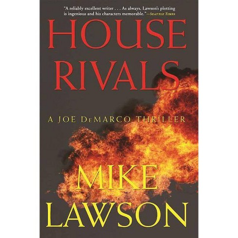 House Rivals - (Joe DeMarco Thrillers) by  Mike Lawson (Paperback) - image 1 of 1