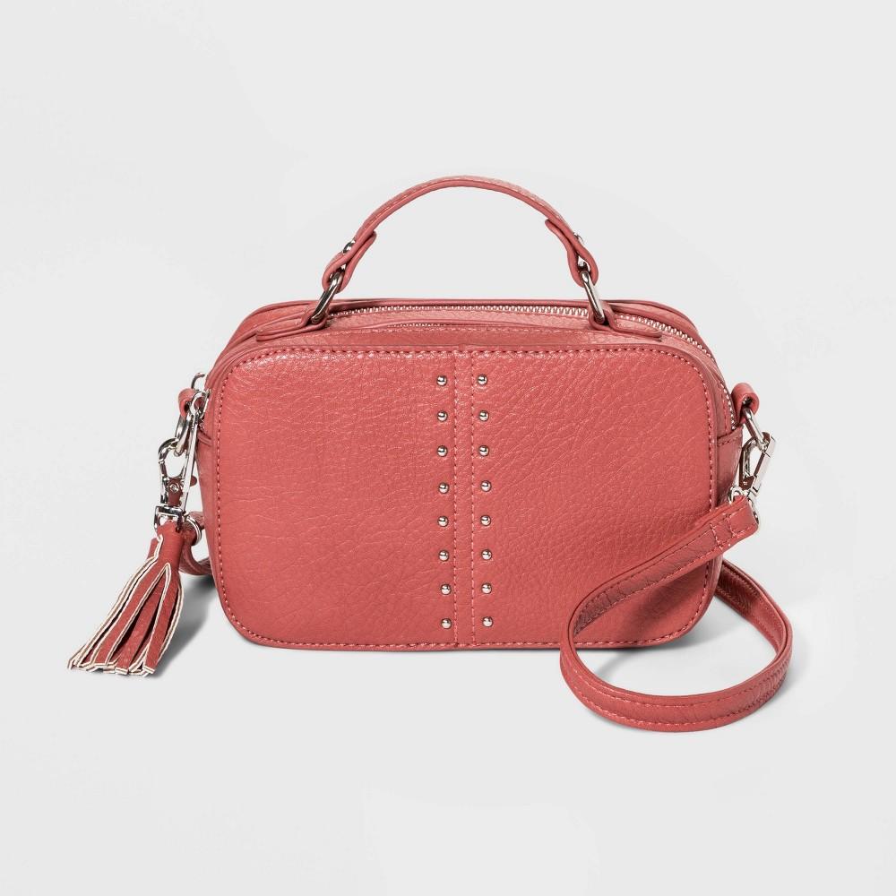 Image of Stella & Max Convertible Crossbody Bag - Pink