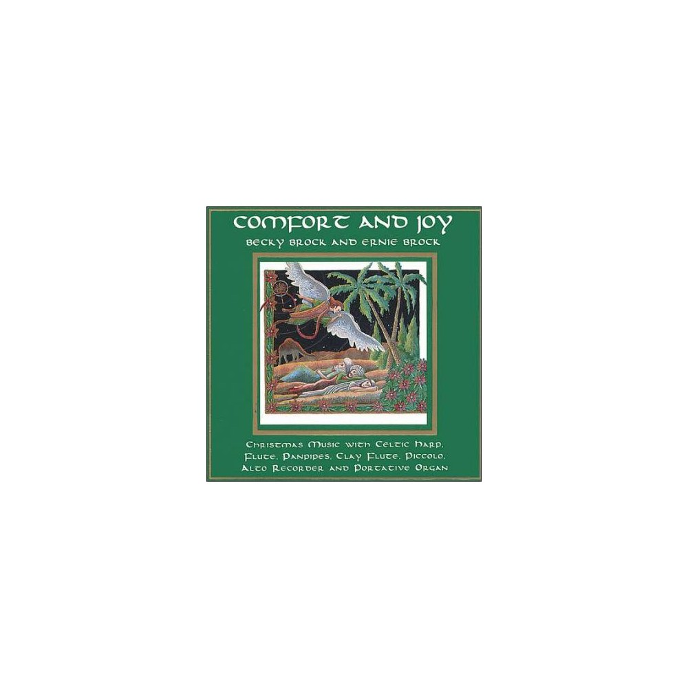 Becky Brock - Comfort And Joy (CD)