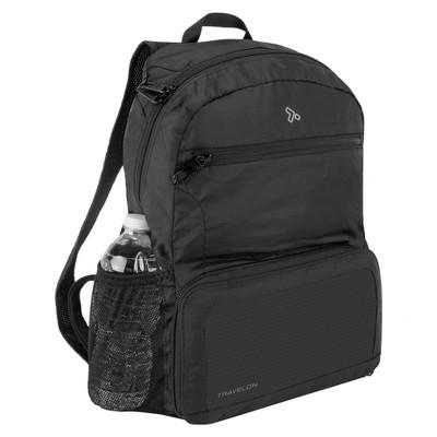 "Travelon 17"" RFID Anti-Theft Backpack"
