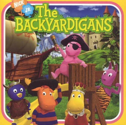 Backyardigans - Backyardigans (CD) - image 1 of 1